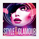 Style and Glamour Party - GraphicRiver Item for Sale
