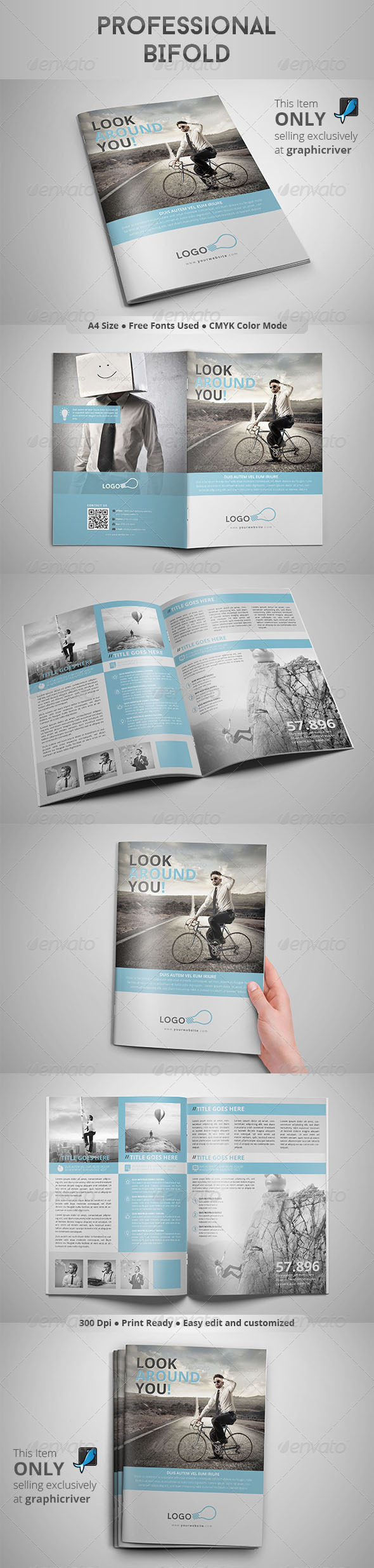GraphicRiver Professional Bifold 8506160