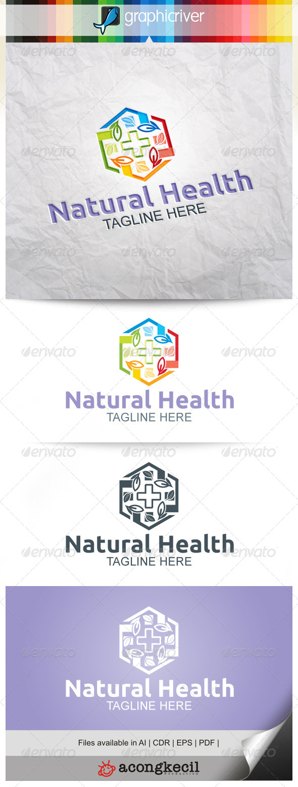 GraphicRiver Natural Health V.4 8507272