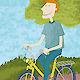 Bike Ride - GraphicRiver Item for Sale