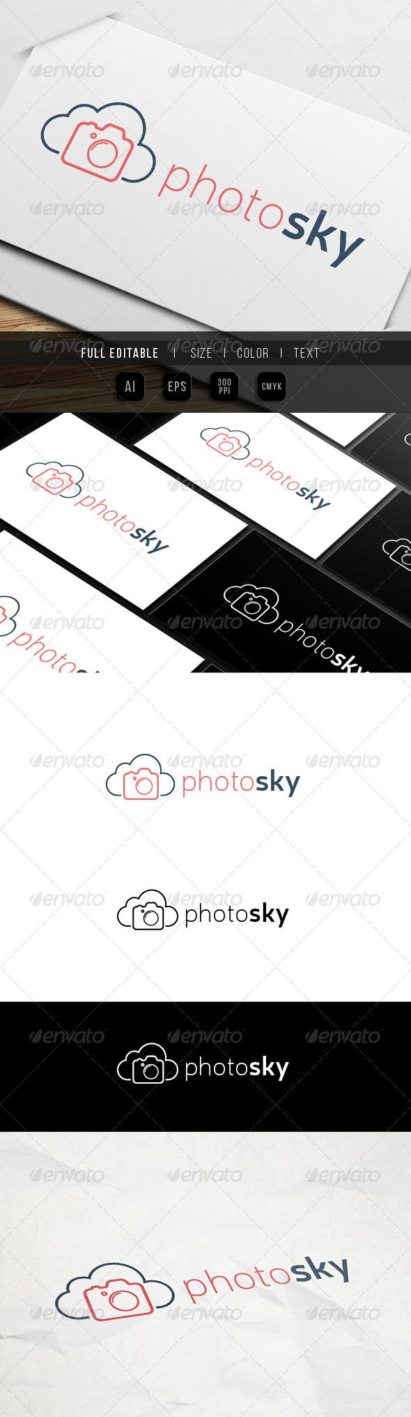 GraphicRiver Photo Sky 8496250
