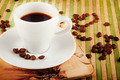 Coffee Cup and Coffee Beans - PhotoDune Item for Sale