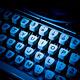 Old Typewriter Keys - PhotoDune Item for Sale
