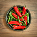 Fresh Chili Pepper Selection - PhotoDune Item for Sale