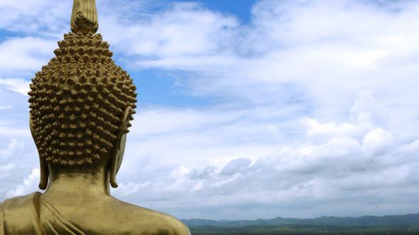 Buddha Statue at Wat Phrathat Khao Noi 03