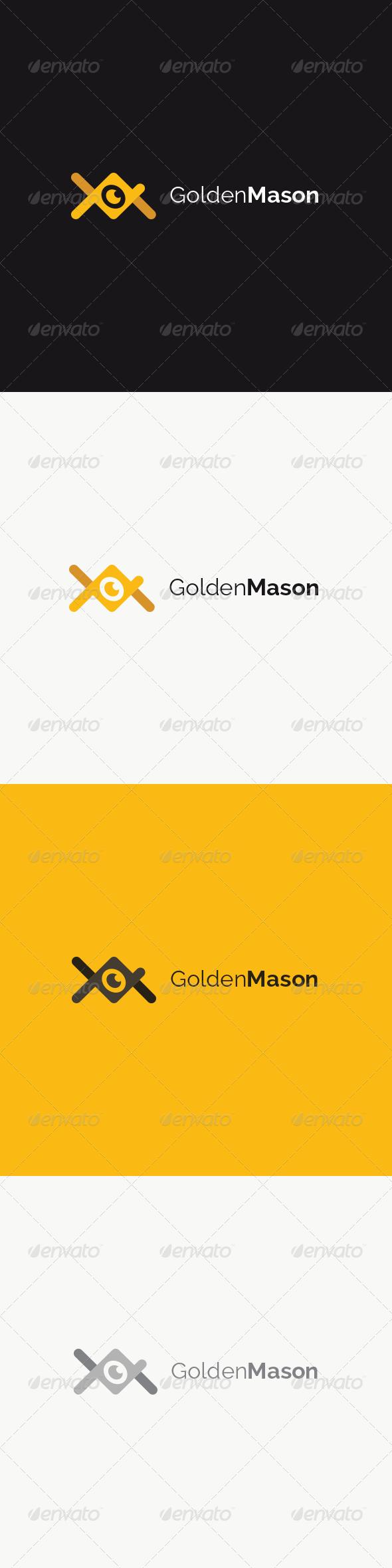 GraphicRiver Mason Logo 8501071