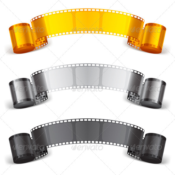 GraphicRiver Movie Tape 8510482