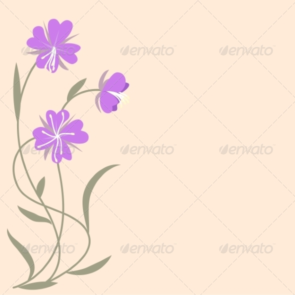 GraphicRiver Flowers 8510667