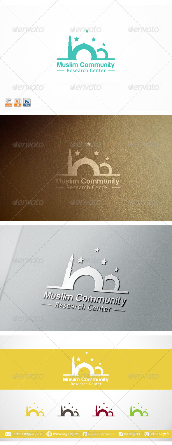 GraphicRiver Muslim Community 8511387
