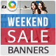 Sale Banners - GraphicRiver Item for Sale