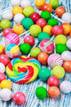 multicolored sweets and chewing gum - PhotoDune Item for Sale