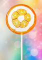 orange lollipop - PhotoDune Item for Sale