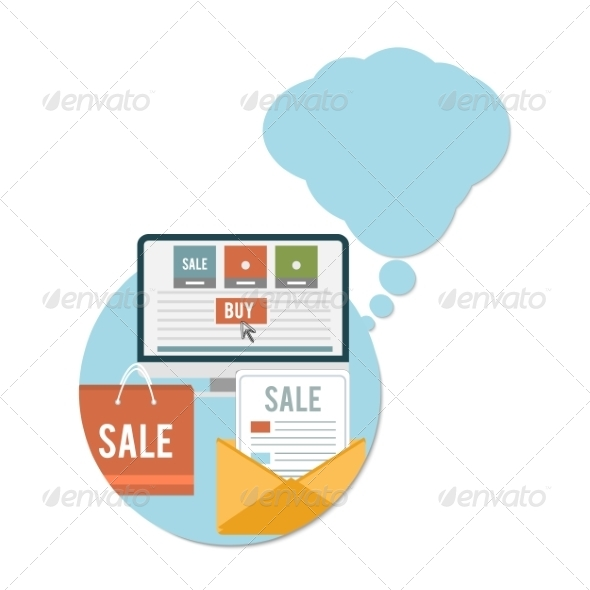 GraphicRiver Online Shopping 8511924