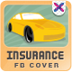 Facebook Covers for Auto Insurance - GraphicRiver Item for Sale
