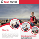 Tour & Travel Flyer Bundle  - GraphicRiver Item for Sale