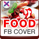 Tasty Facebook Covers - GraphicRiver Item for Sale