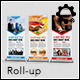 Multi - Multipurpose Roll-up 01 - GraphicRiver Item for Sale