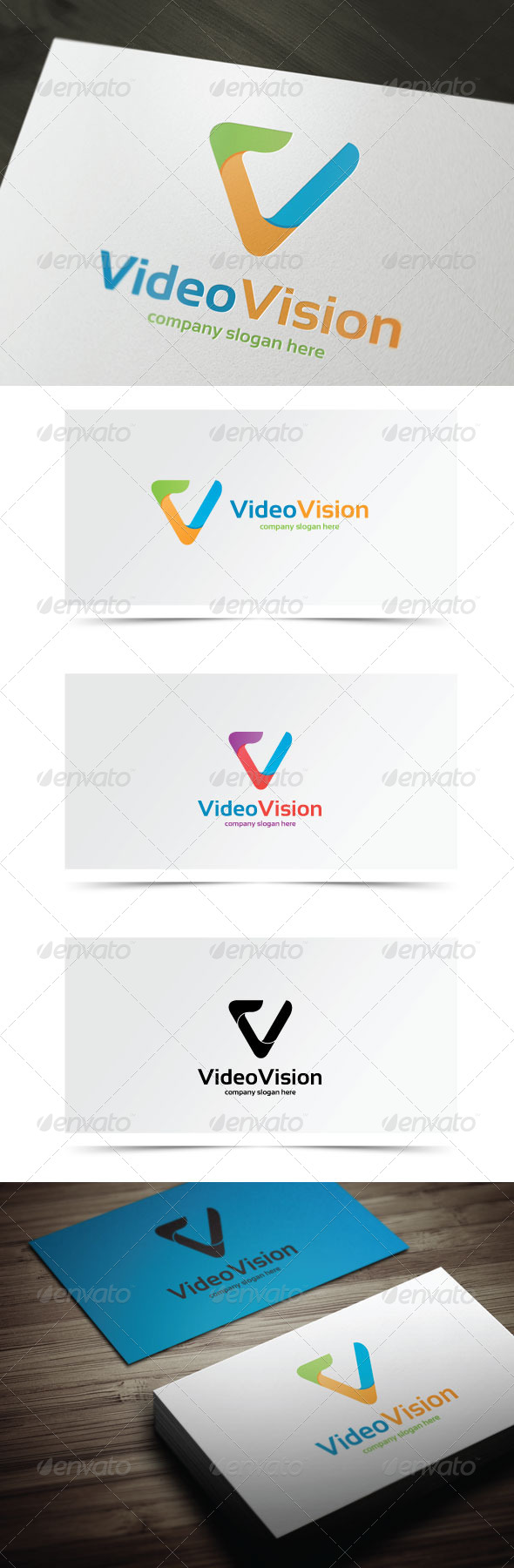 GraphicRiver Video Vision 8512243