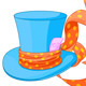 Mad Hatter's Top Hat - GraphicRiver Item for Sale