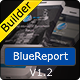 BlueReport - Responsive Email With Builde - ThemeForest Item for Sale