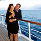 Couple Enjoying a Cruise Vacation - PhotoDune Item for Sale