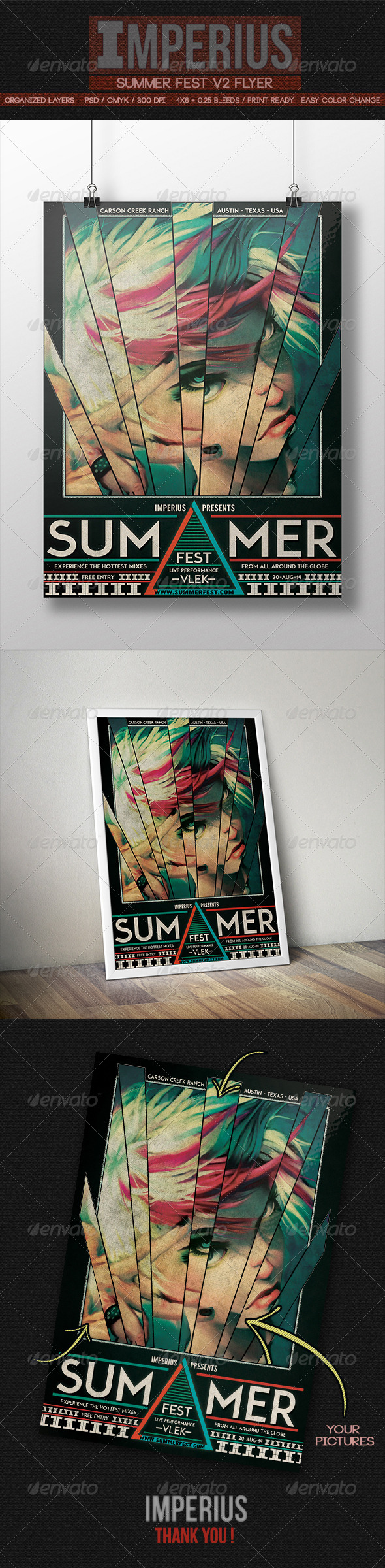GraphicRiver Summer Fest V2 8513493