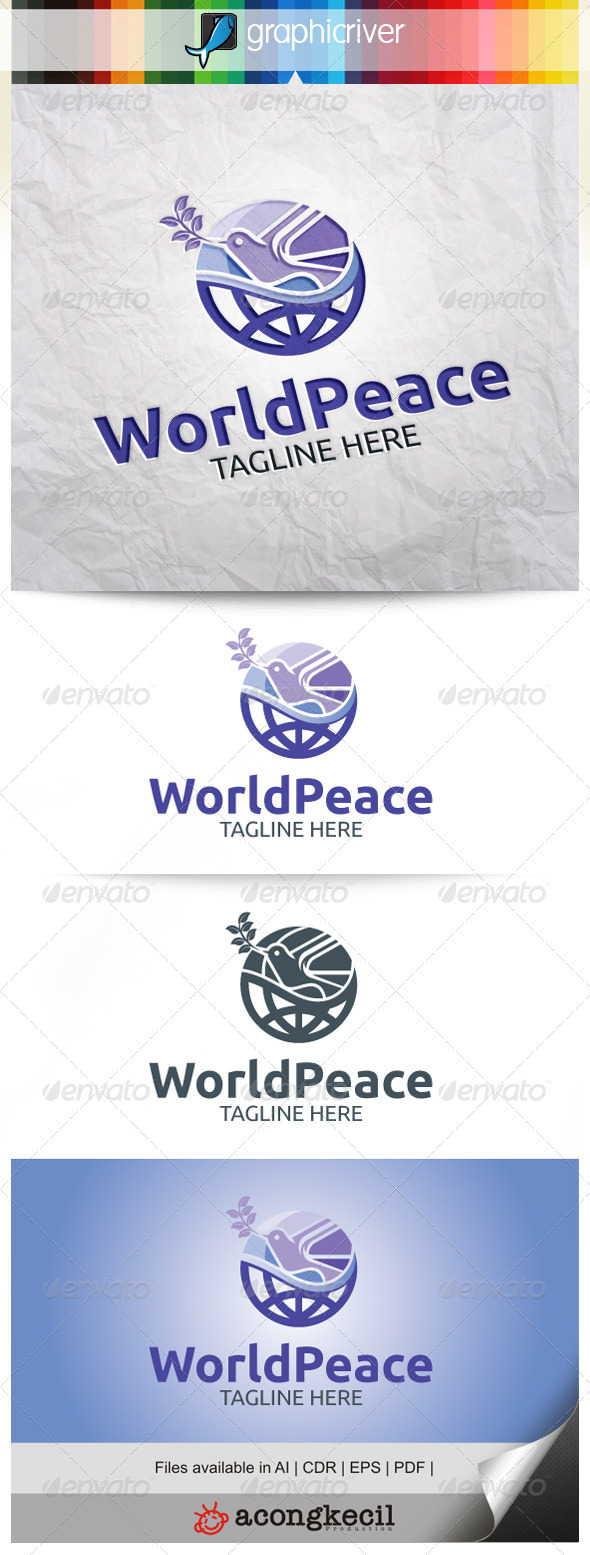 GraphicRiver World Peace V.5 8513577