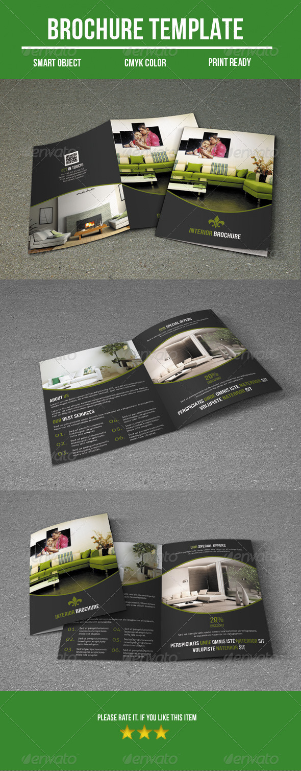 GraphicRiver Interior Brochure 8513583
