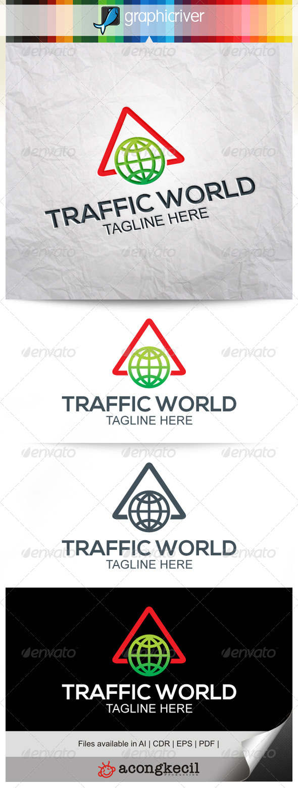 GraphicRiver Traffic World 8513796
