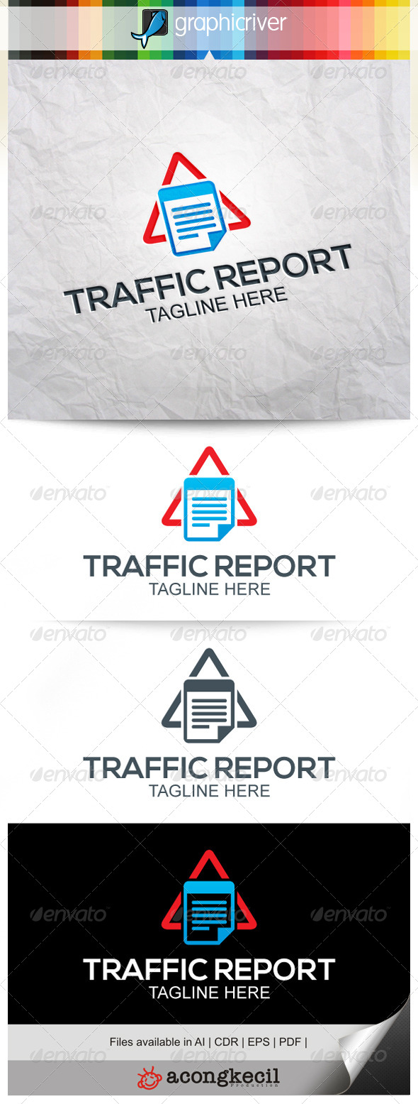 GraphicRiver Traffic Report 8513804
