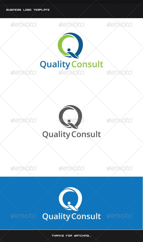 GraphicRiver Q Letter Logo Template 8513834
