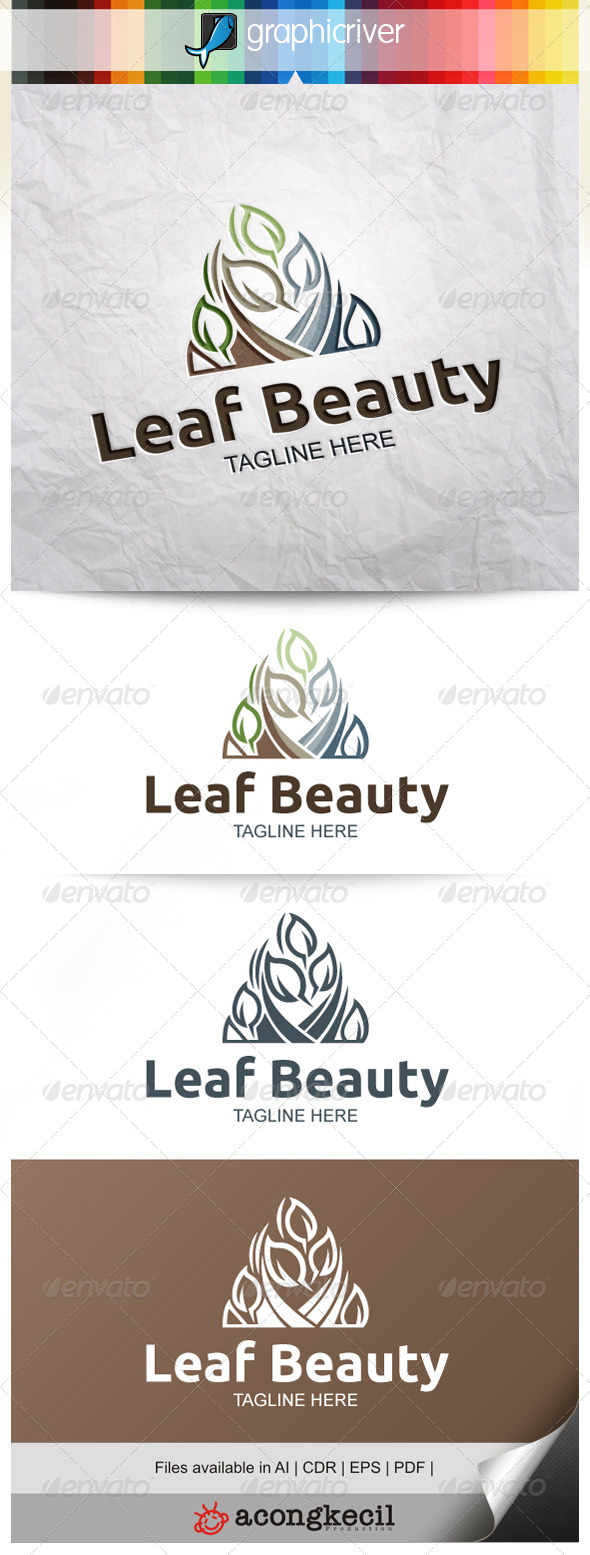 GraphicRiver Leaf Beauty V.4 8514046