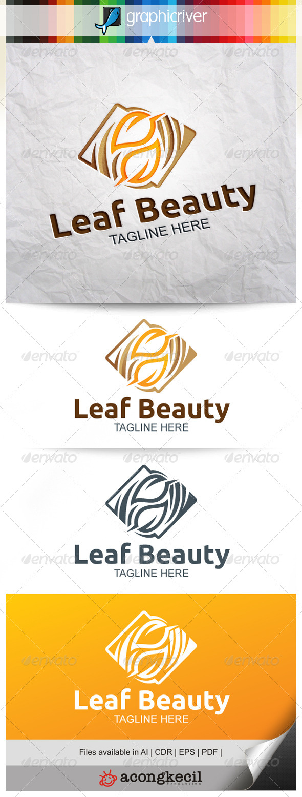 GraphicRiver Leaf Beauty V.5 8514047