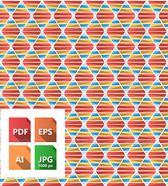 GraphicRiver Vector Pattern for Gift Wrapping 8514073