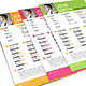 The Simple CV/Resume Vol-4 - GraphicRiver Item for Sale