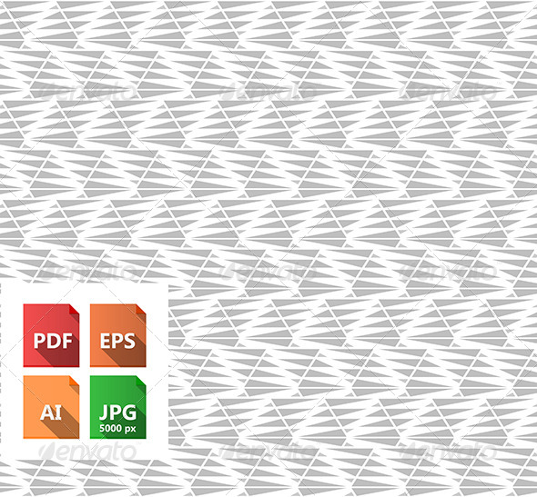 GraphicRiver Abstract Vector Pattern for Gift Wrapping 8514318