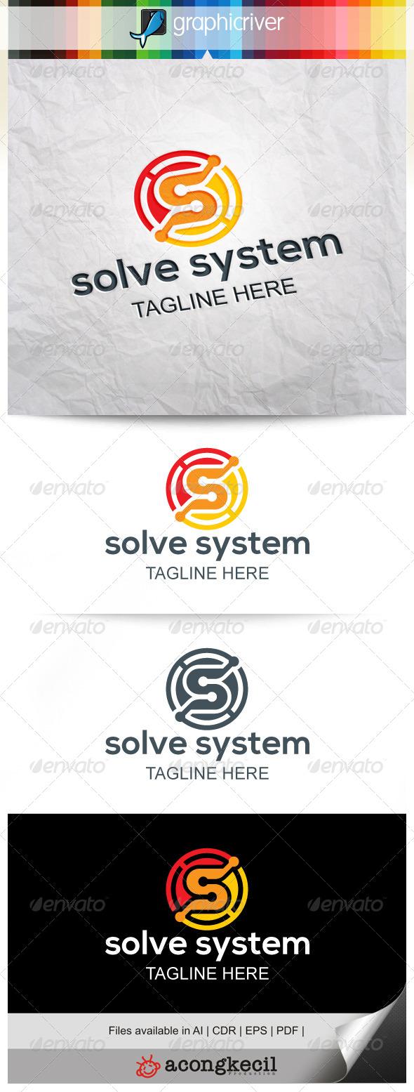 GraphicRiver Solve System V.2 8514485