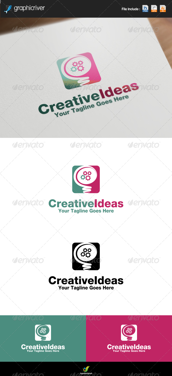 Creative Ideas Logo