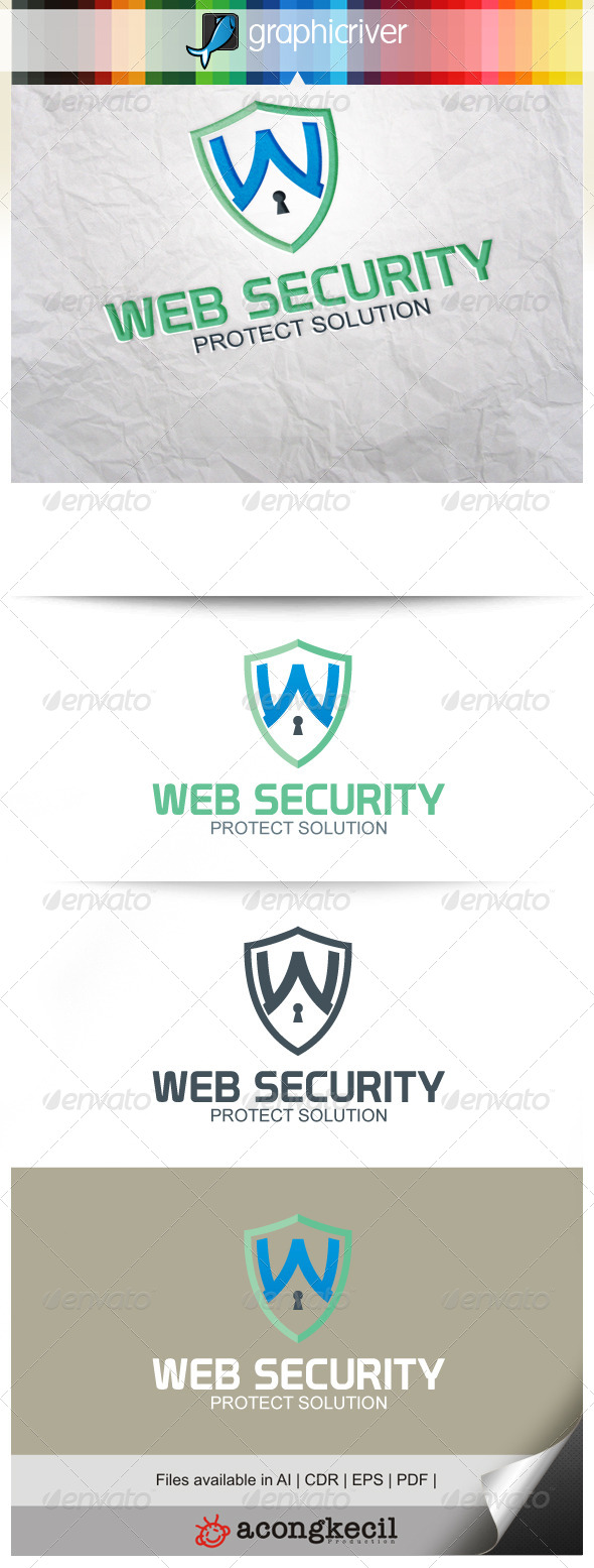 GraphicRiver Web Security 8514497