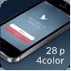 Mobile UI Kit  - GraphicRiver Item for Sale