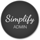 Simplify - Responsive Admin App with AngularJS - ThemeForest Item for Sale