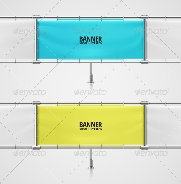 GraphicRiver Advertising Banner 8514812