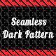 Seamless Dark Pattern - GraphicRiver Item for Sale