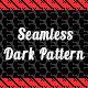 Seamless Dark Pattern - GraphicRiver Item for Sale