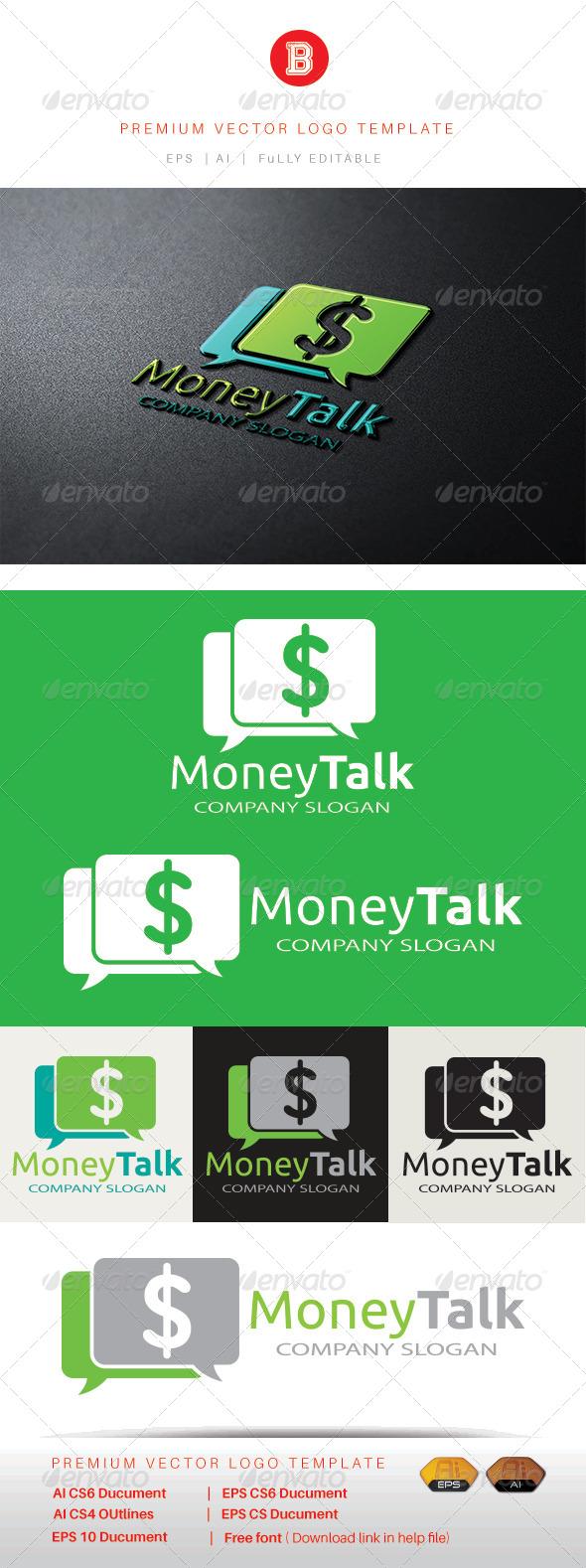 GraphicRiver Money Talk 8515370