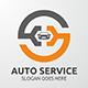 Auto Service - Letter S - GraphicRiver Item for Sale