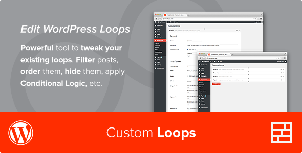 Fresh Custom Loops - WordPress Plugin - CodeCanyon Item for Sale