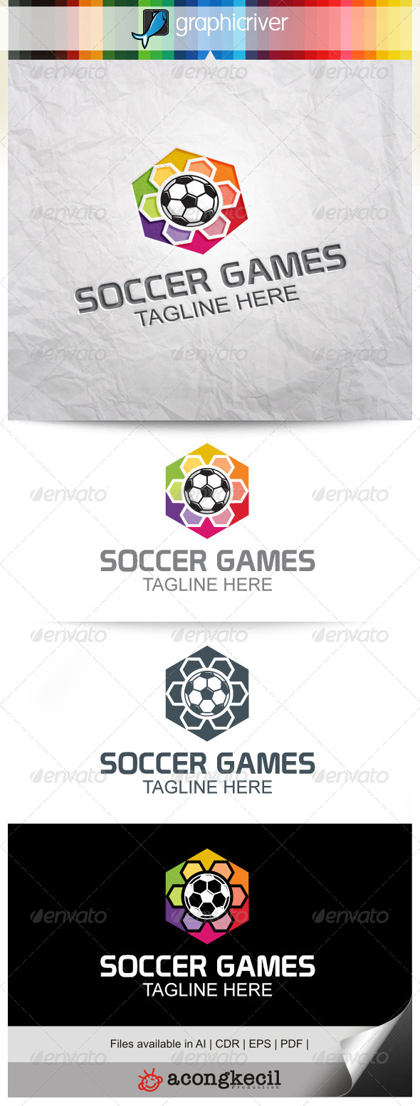 GraphicRiver Soccer Games V.5 8515650