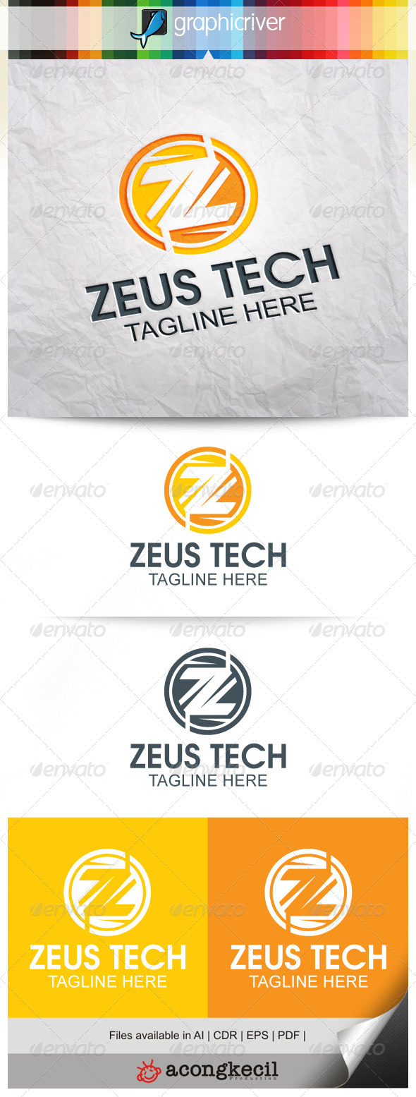 GraphicRiver Zeus Tech V.2 8515657