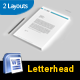 A Letterhead - GraphicRiver Item for Sale